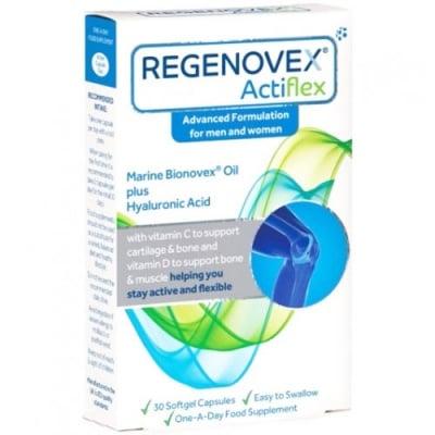 Regenovex / Регеновекс капсули, Брой капсули: 30