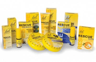 Rescue Remedy или Спешните капки на д-р Бах
