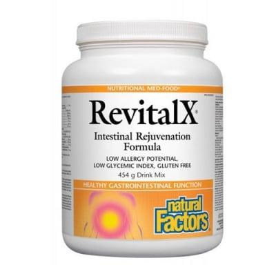 Revital X powder 454 g. Natural Factors / Ревитал Х пудра 454 гр. Натурал Факторс