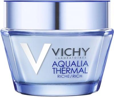 Vichy Aqualia Thermal Rich day cream dry skin 50 ml. / Виши Аквалия Термал Рич дневен крем за хидратиране на суха кожа 50 мл.