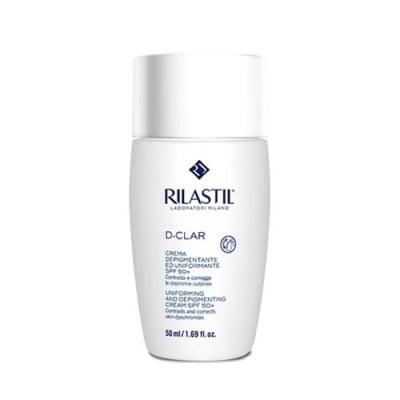 Rilastil D-Clar Depigmenting Cream SPF 50+ 30 ml / Риластил D Депигментиращ крем SPF 50+ 50 мл.