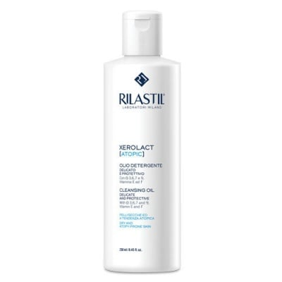 Rilastil Xerolact Atopic Cleansing Oil 250 ml / Риластил Ксеролакт Атопик Почистващо олио 250 мл.