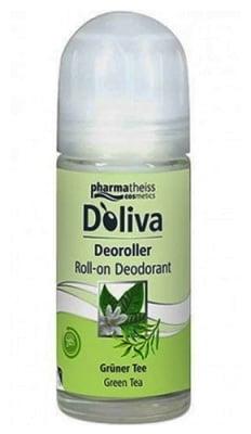 Doliva Roll - on deodorant green tea 50 ml. / Долива Део рол-он зелен чай 50 мл.