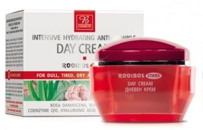 Rooibos Star intensive hydrating day cream 50 ml. / Ройбос Стар интензивен хидратиращ дневен крем 50 мл.