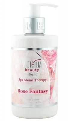 Victoria Beauty Spa aroma therapy body lotion Rose Fantasy 250 ml. / Виктория Бюти Спа арома терапи Лосион за тяло Роуз Фантази 250 мл.