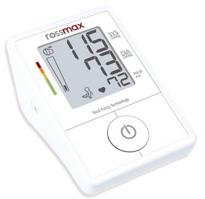 Digital device for measuring blood pressure Rossmax X 1 / Електронен апарат за кръвно налягане Rossmax X 1