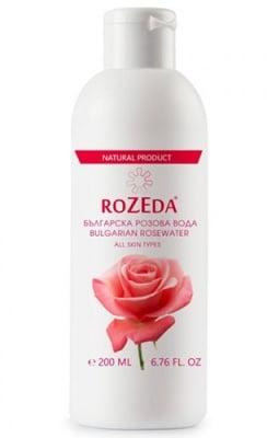 Rozeda Rose water 200 ml. / Розеда Розова вода 200 мл.