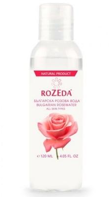 Rozeda Rose water 120 ml. / Розеда Розова вода 120 мл.