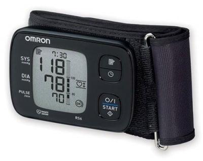 Digital device for measuring blood pressure Omron RS6 6221-E / Елeктронен апарат за кръвно налягане Омрон RS6 6221-E