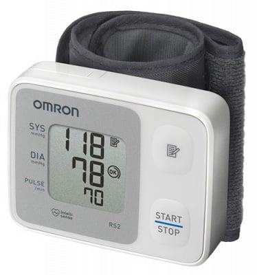 Digital apparatus for blood pressure Omron RS2 HEM - 6121 - E / Елeктронен апарат за кръвно налягане Омрон RS2 HEM - 6121 - E