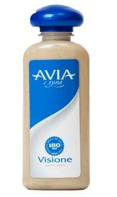 Avia Shower gel with humor clay 180 ml. / Авиа Душ гел с хума Vision 180 мл.