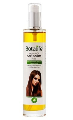 Botalife nourishing oil for dry and damaged hair 100 ml. / Боталайф подхранващо масло за суха и увредена коса 100 мл.