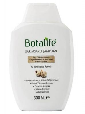 Botalife shampoo garlic oil 300 ml. / Боталайф шампоан с масло от чесън 300 мл.