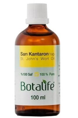 Botalife st. john's wort oil 100 ml. / Боталайф Масло от Жълт кантарион 100 мл.