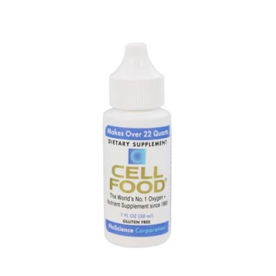 Cellfood drops 30 ml. / Селфуд - капки за живот 30 мл.