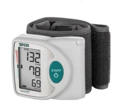 Digital device for measuring blood pressure SENDO SMART / Електронен апaрат за измерване на кръвно налягане СЕНДО СМАРТ