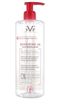 SVR Sensifine AR micellar water 400 ml. / Сензифайн AR мицеларна вода при розацея 400 мл. SVR