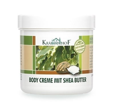 Body cream with Shea butter 250 ml. Asam / Асам Крем за тяло с масло Ший 250 мл.