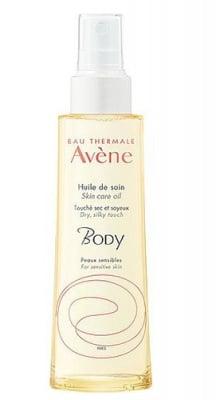 Avene body skin care oil 100 ml. / Авен олио грижа за кожата 100 мл.