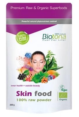 Biotоna Skin food powder 200 g / Биотона Био Скин фуд 200 гр.