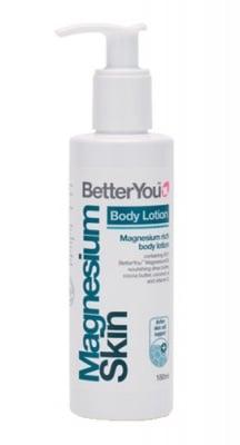 Better You magnesium skin body lotion 180 ml. / Бетър Ю Лосион с Магнезий за тяло 180 мл.
