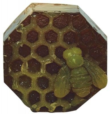Bioherba soap bee with propolis 60 g / Биохерба Сапун Пчелица с Прополис 60 гр.