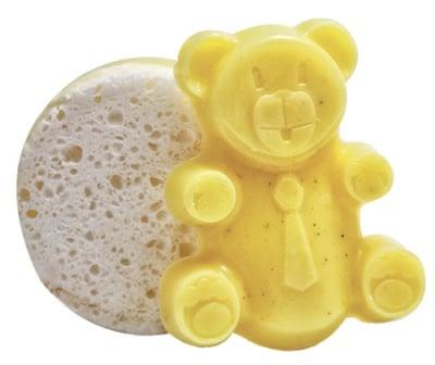 Bioherba soap calendula Bear 60 g / Биохерба Сапун Невен - Мечо 60 гр.