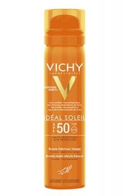 Vichy Invivible Facial Spray SPF 50 75 ml / Виши Солей Прозрачен Спрей за лице SPF 50 75 мл