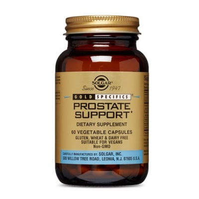 Prostate Support 60 capsules Solgar / Поддръжка на простатата 60 капсули Солгар