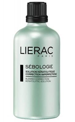 Lierac Sebologie blemish correction keratolytic solution 100 ml / Лиерак Себолоджи кератоличен разтвор срещу несъвършенства 100 мл.