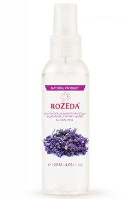 Rozeda Lavander water spray 120 ml. / Розеда Лавандулова вода спрей 120 мл.