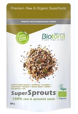 Biotоna Super sprouts 300 g / Биотона Био Супер кълнове 300 гр.