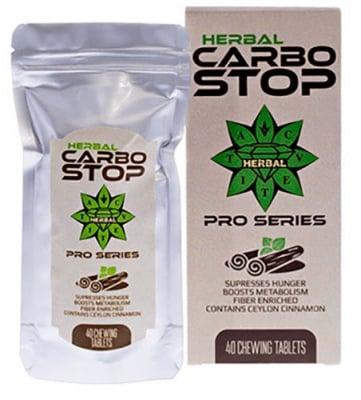Carbo stop 40 chewable tablets Cvetita / Карбо стоп 40 дъвчащи таблетки Цветита