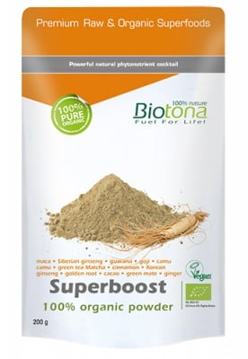 Biotоna Superboost powder 200 g / Биотона Био Супер бууст 200 гр
