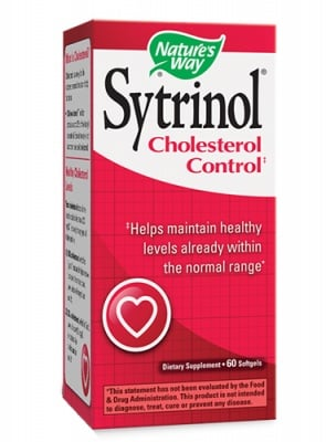 Sytrinol 150 mg 60 capsules Nature's Way / Ситринол 150 мг. 60 капсули Nature's Way
