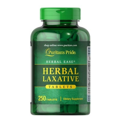 Puritan`s Pride Herbal laxative 250 tablets / Пуританс Прайд Хербал лаксатив 250 таблетки