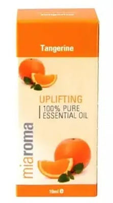 Tangerine essential oil 10 ml. MIAROMA / Етерично масло от Мандарина 10 мл. MIAROMA
