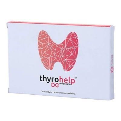 Thyrohelp 30 capsules Naturpha