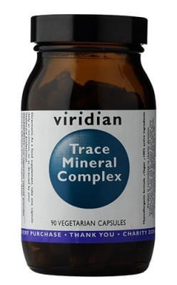 Trace mineral complex 30 capsu