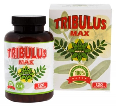 Tribulus Max 120 capsules Cvetita / Трибулус Макс 120 капсули Цветита