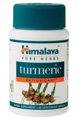 Turmeric 60 capsules Himalaya / Куркума 60 капсули Хималая