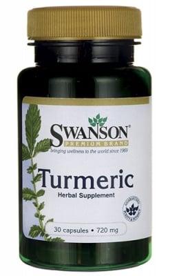 Swanson Turmeric 720 mg 30 capsules / Суонсън Куркума 720 мг. 30 капсули