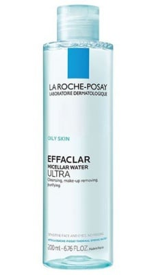 La Roche Effaclar Micellar water Ultra oily skin 200 ml. / Ла Рош Ефаклар Мицеларна вода Ultra за мазна кожа 200 мл.
