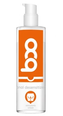 Boo anal desensitizer 50 ml. / Боо анален лубрикант 50 мл.