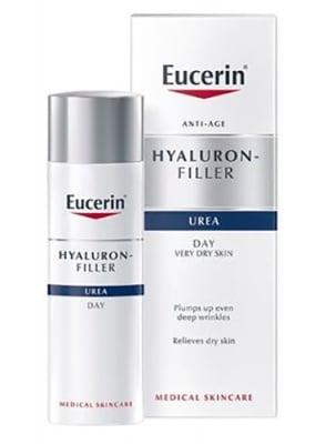 Eucerin Hyaluron Filler + 5% UREA Day cream 50 ml. / Еуцерин Хиалурон Филър + 5% УРЕА Дневен крем 50 мл.