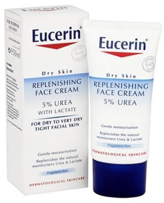 Eucerin Smoothing face creаm 5 % urea 50 ml / Еуцерин 5 % уреа дневен крем за лице 50 мл.