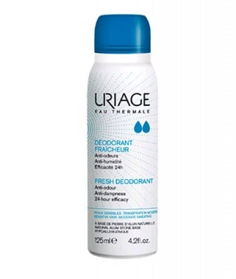 Uriage Deodorant spray 125 ml. / Уриаж Дезодорант спрей 125 мл.