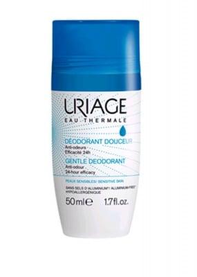 Uriage Gentle deodorant roll-on 24 hour 50 ml. / Уриаж Део рол-он 24 часа 50 мл.