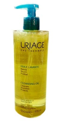 Uriage huile nettoyante cleansing oil 500 ml. / Уриаж измиващо гел- олио 500 мл.