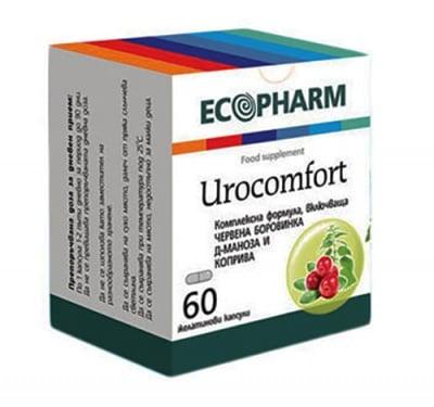 Urocomfort 60 capsules / Урокомфорт 60 капсули